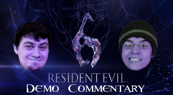 Resident Evil 6 demo commentary + impressions