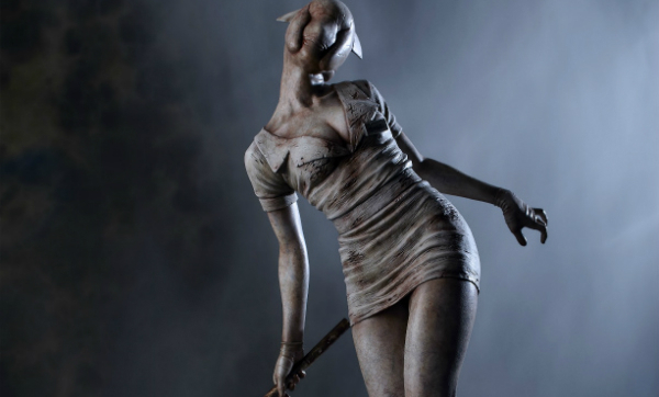 Check out the Bubble Head Nurse figure