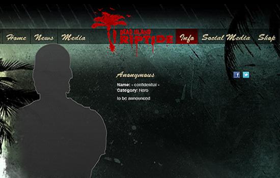 Dead Island Riptide introduces a fifth survivor