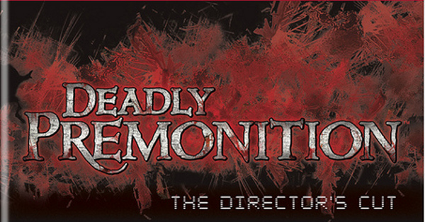 Deadly Premonition patch is on the way!