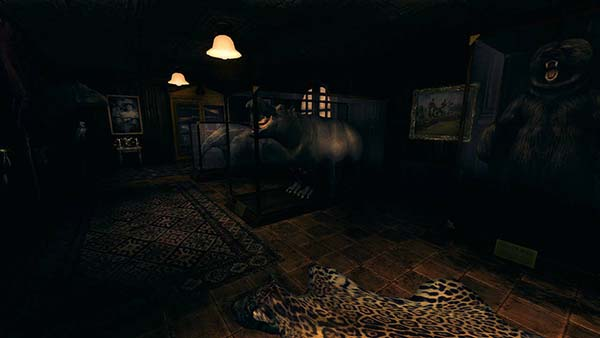 Amnesia: A Machine for Pigs Halloween trailer