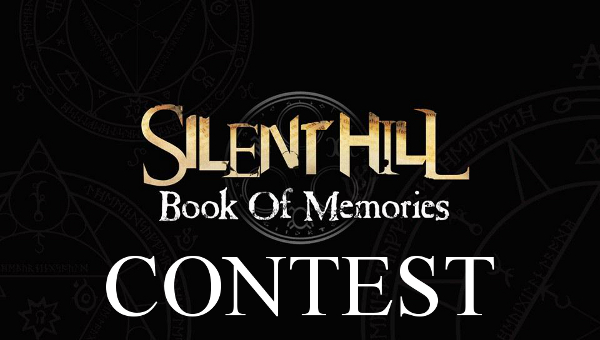 Contest: Silent Hill Book of Memories Giveaway