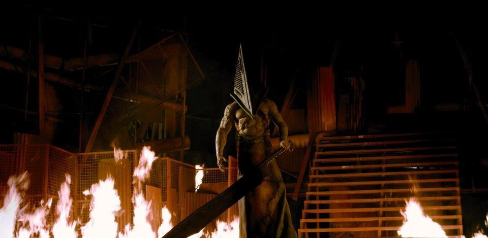 Review Silent Hill Revelation 3d Rely On Horror
