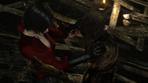 Resident Evil 6's on-disc DLC will be free