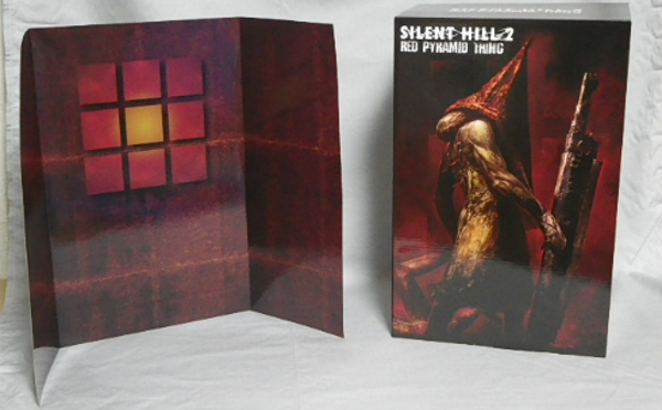 Pyramid Head figure gets equally awesome packaging