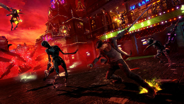 DmC difficulty modes revealed