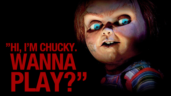 Game Over for Chucky