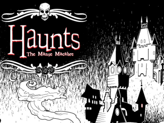 Haunts now available