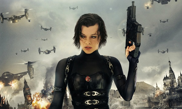 Resident Evil: Retribution comes home on DVD and Blu-ray on December 21