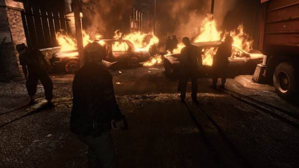 Capcom sold 800,000 copies of Resident Evil 6 in the US in October