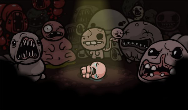 Multiplayer in The Binding of Isaac explained, includes a baby generator.