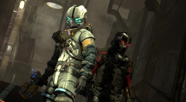 New Dead Space 3 story trailer, demo announced