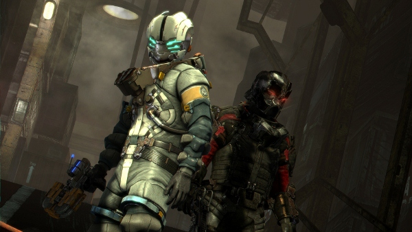 Dead Space 1 and 3 appear on Humble Origin Bundle
