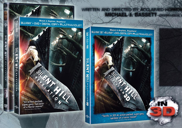 Silent Hill Revelation 3D home release dated