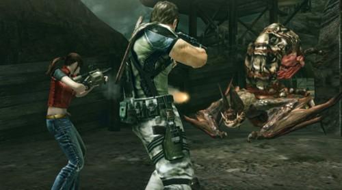 Resident Evil: The Mercenaries 3D headed for Japanese eShop