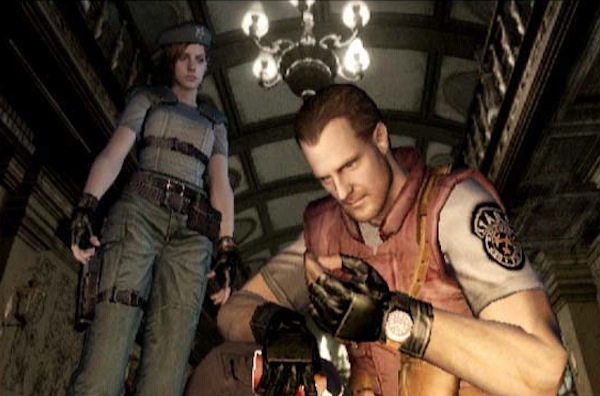 Is Capcom planning Resident Evil Remake HD and a new Outbreak game?