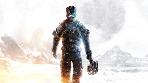 Dead Space 3 makes swearing deadly