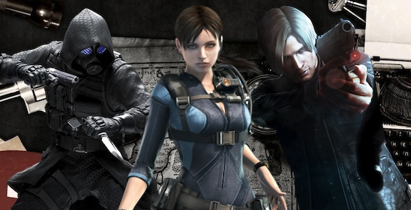 reHorror: Looking back at Resident Evil in 2012