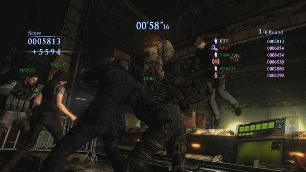 Resident Evil 6's timed-exclusive Xbox 360 multiplayer DLC now available