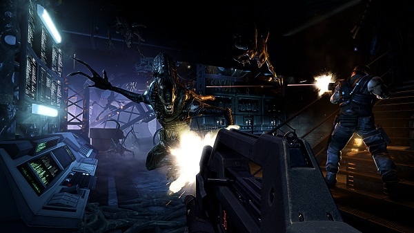 Aliens: Colonial Marines has gone Gold