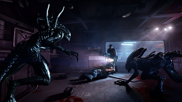 """Check out the """"Kick Ass"""" Aliens: Colonial Marines trailer"""