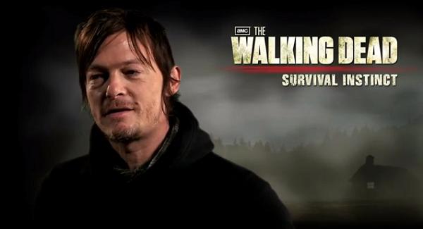 The Walking Dead: Survival Instinct gets a release Date