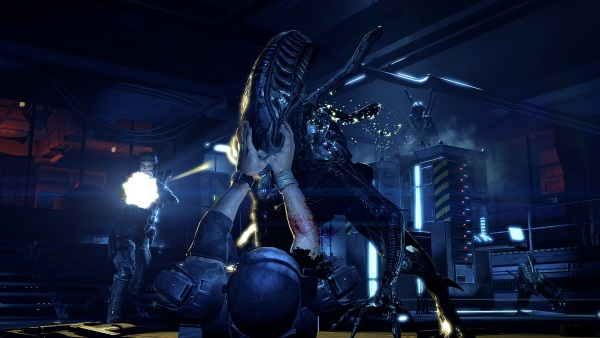 Aliens Colonial Marines gets a new story trailer
