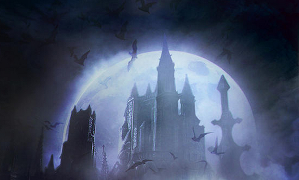 Draculas Upcoming House Party In Castlevania Lords Of Shadow