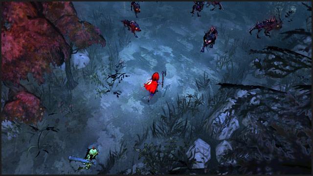 Akaneiro: Demon Hunters open-beta is live