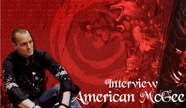 Interview: American McGee on fairy tales to nightmares