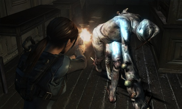Wii U version of Resident Evil: Revelations getting platform specific features