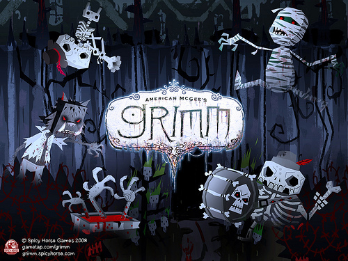 Spicy Horse brings Grimm to Spicyworld