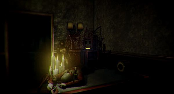 Rebellion teases their next project, has a Nightmarish feel to it