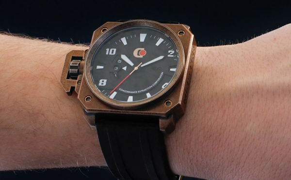 EA celebrates Dead Space 3 launch with limited edition…wristwatch!?