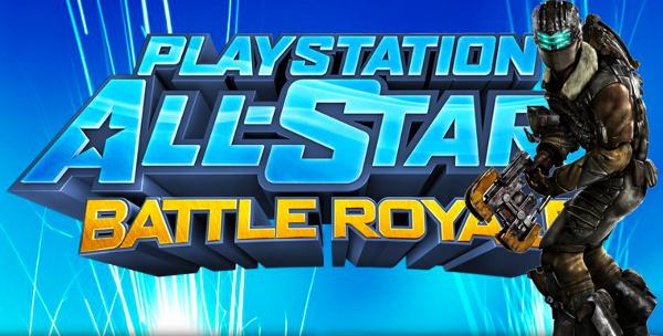 Isaac Clarke joins PlayStation Allstars