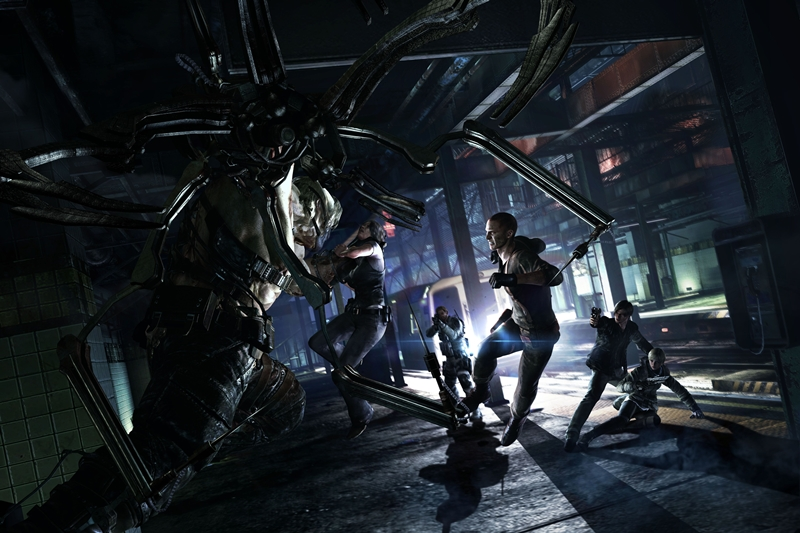 Timed exclusive Resident Evil 6 Xbox 360 multiplayer modes finally arriving on PS3