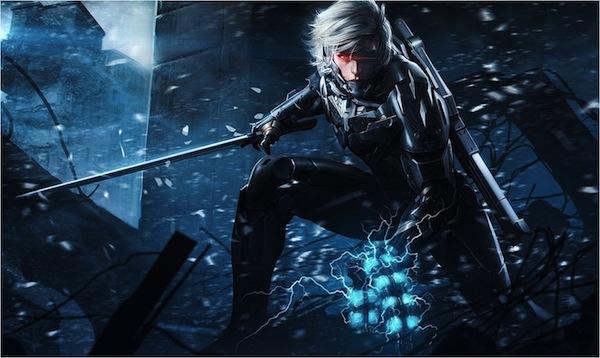 Extra Scenario: Metal Gear Rising: Revengeance
