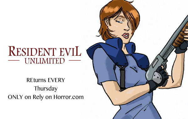 Catch up on Resident Evil: Unlimited before it returns!