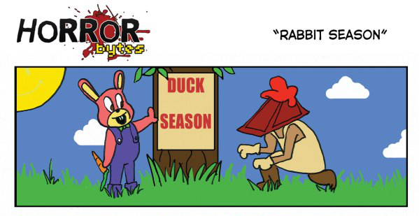 "Horror Bytes: ""Rabbit Season"""