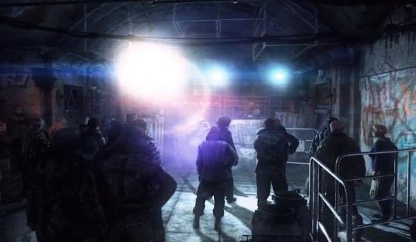 Metro: Last Light trailer brings Salvation