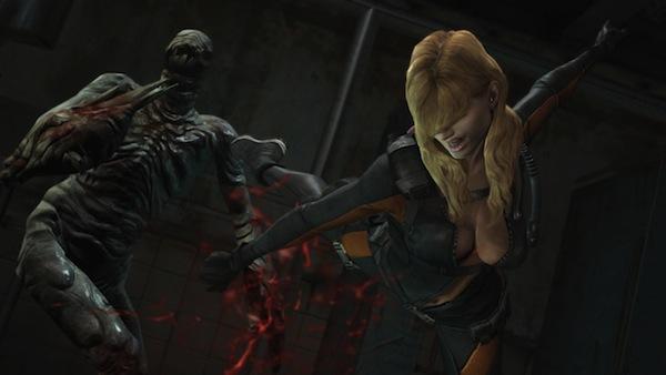 New Resident Evil Revelations trailer shows off Rachel