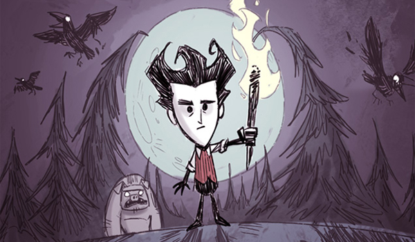 Don't Starve scheduled for April 24 release