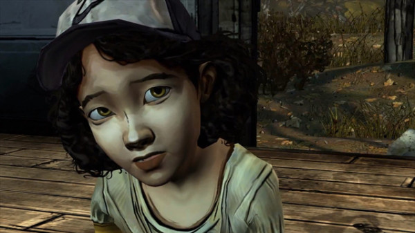 The Walking Dead meets The Walking Dead: Clementine to
