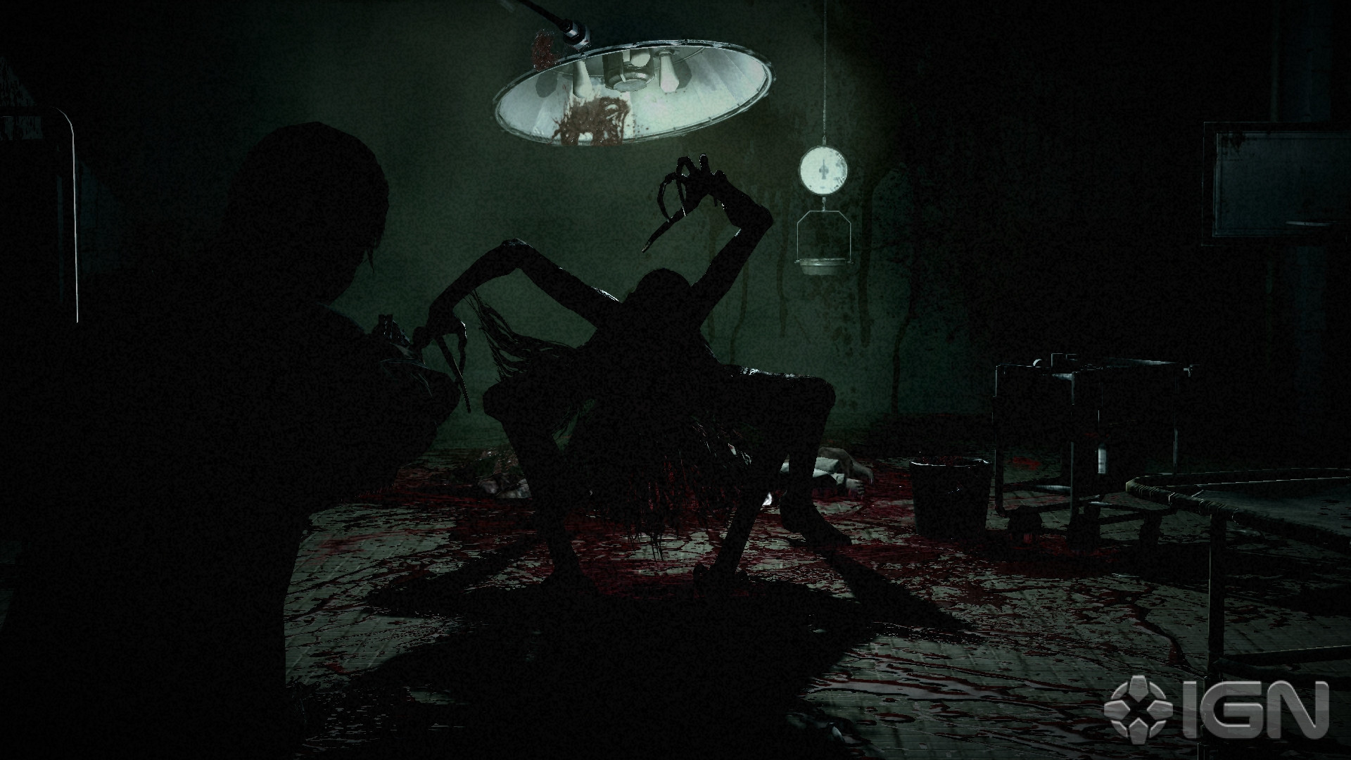 The Evil Within is Mikami's new horror game; teaser trailer & screens