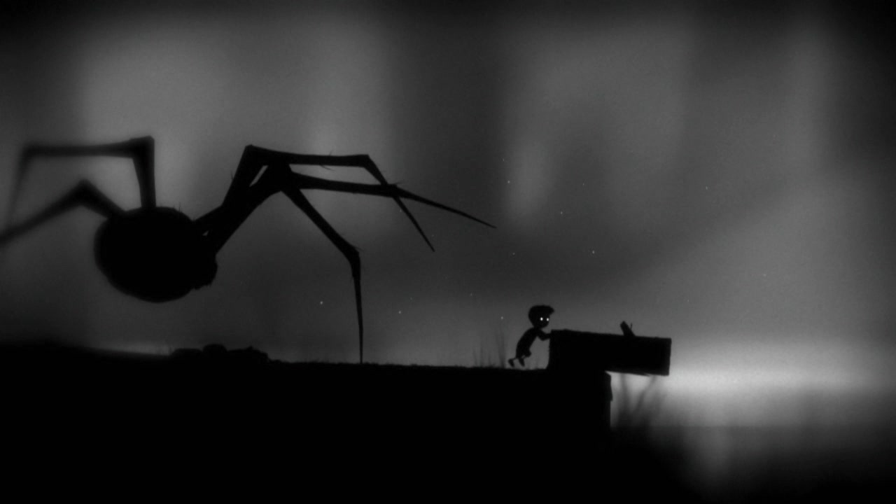 LIMBO on the Vita will lack touch screen controls - Rely on Horror