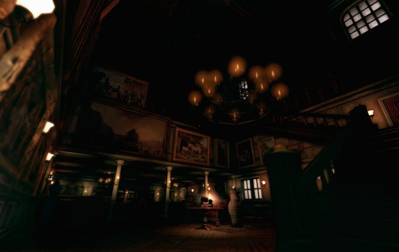 Amnesia: A Machine For Pigs releases some (very dark) new screens