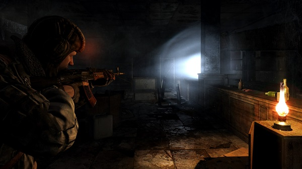 Metro: Last Light PC system requirements revealed + game shipping with select Nvidia graphics cards