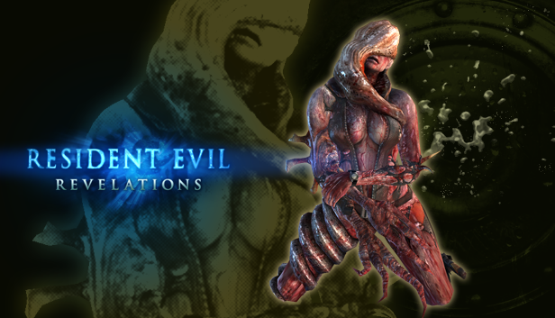 Pre-Order Resident Evil Revelations from Amazon, get a Rachel Ooze costume for Raid Mode