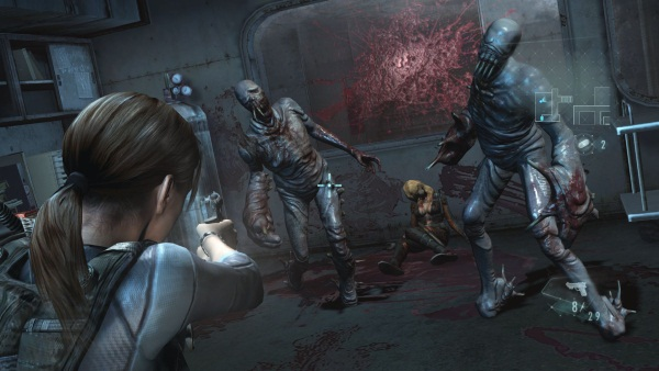 Resident Evil Revelations PC system requirements detailed + Screenshots