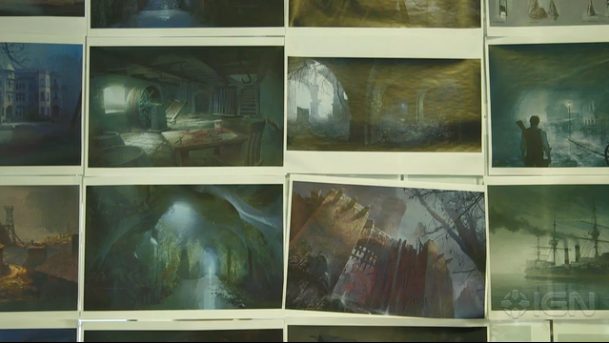 More The Evil Within details & concept art surface from IGN